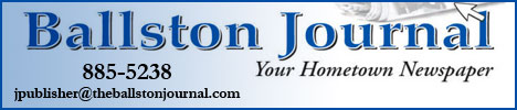 The Ballston Journal-2013 BSFF Sponsor